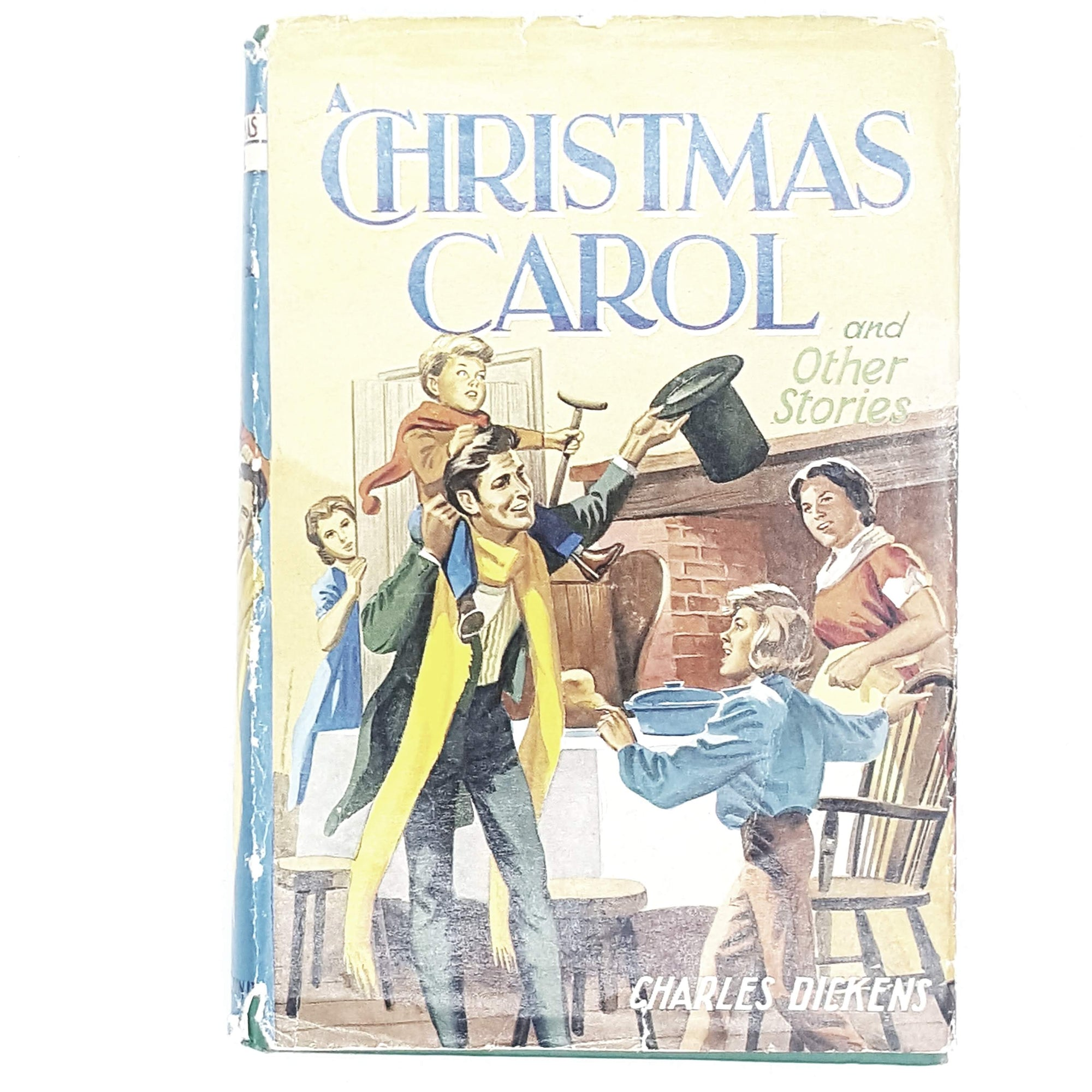 Charles Dickens's A Christmas Carol and Other Stories