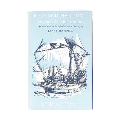 Voyages & Documents by Richard Hakluyt 1958