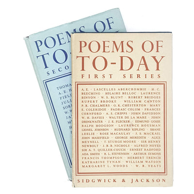 Collection Poems of To-day 1943