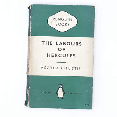 Agatha Christie's The Labours of Hercules 1957