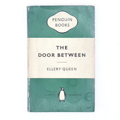 The Door Between by Ellery Queen 1958