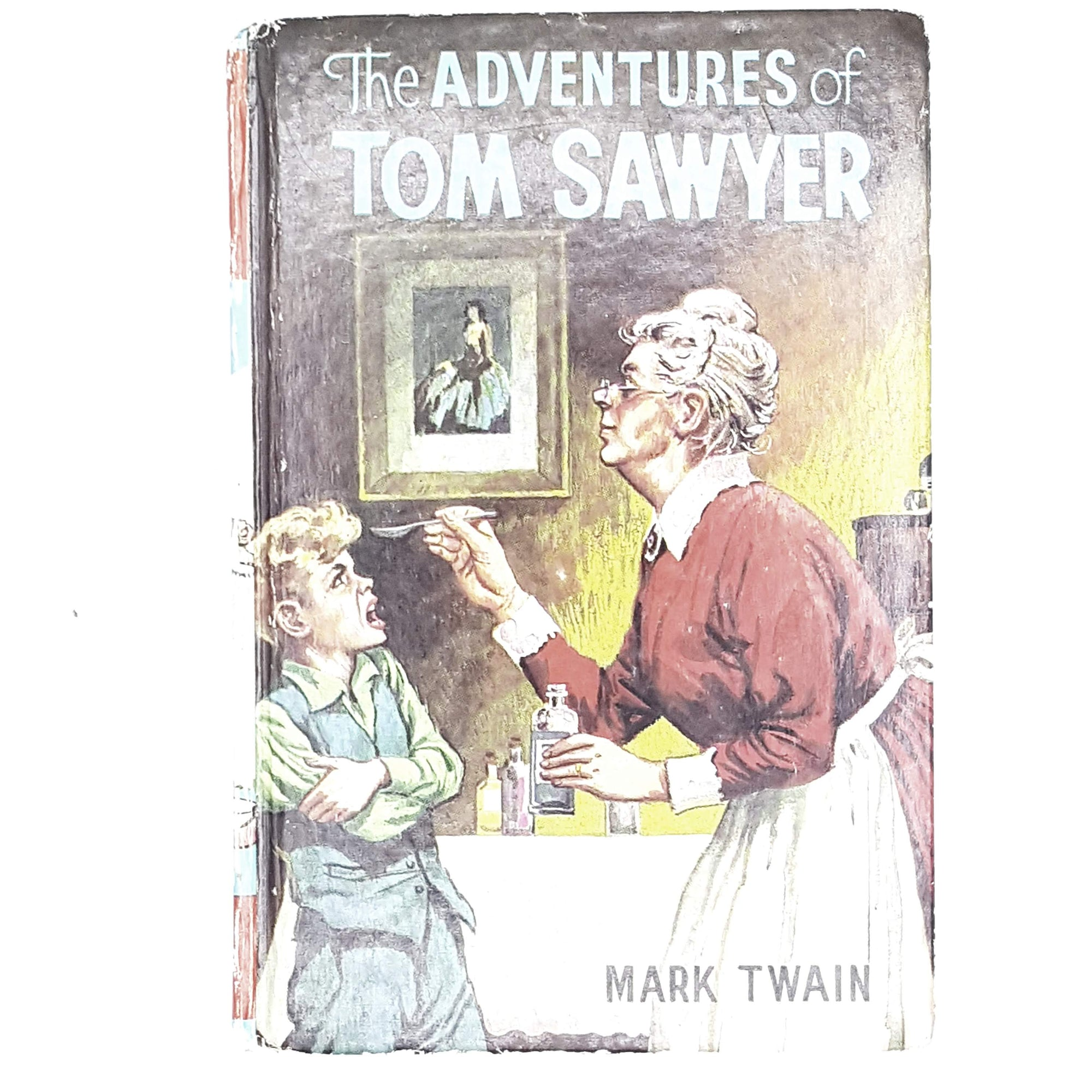 Mark Twain's The Adventure of Tom Sawyer 1974