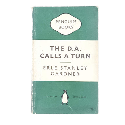 The D. A. Draws a Circle by Erle Stanley Gardner 1939