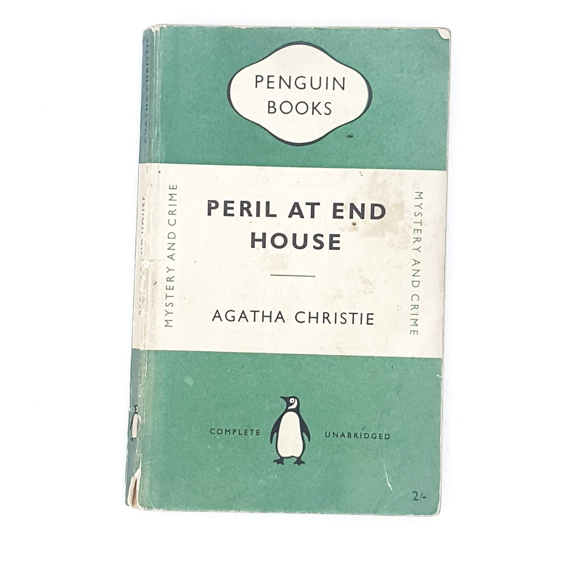 Agatha Christie's Peril at End House 1952