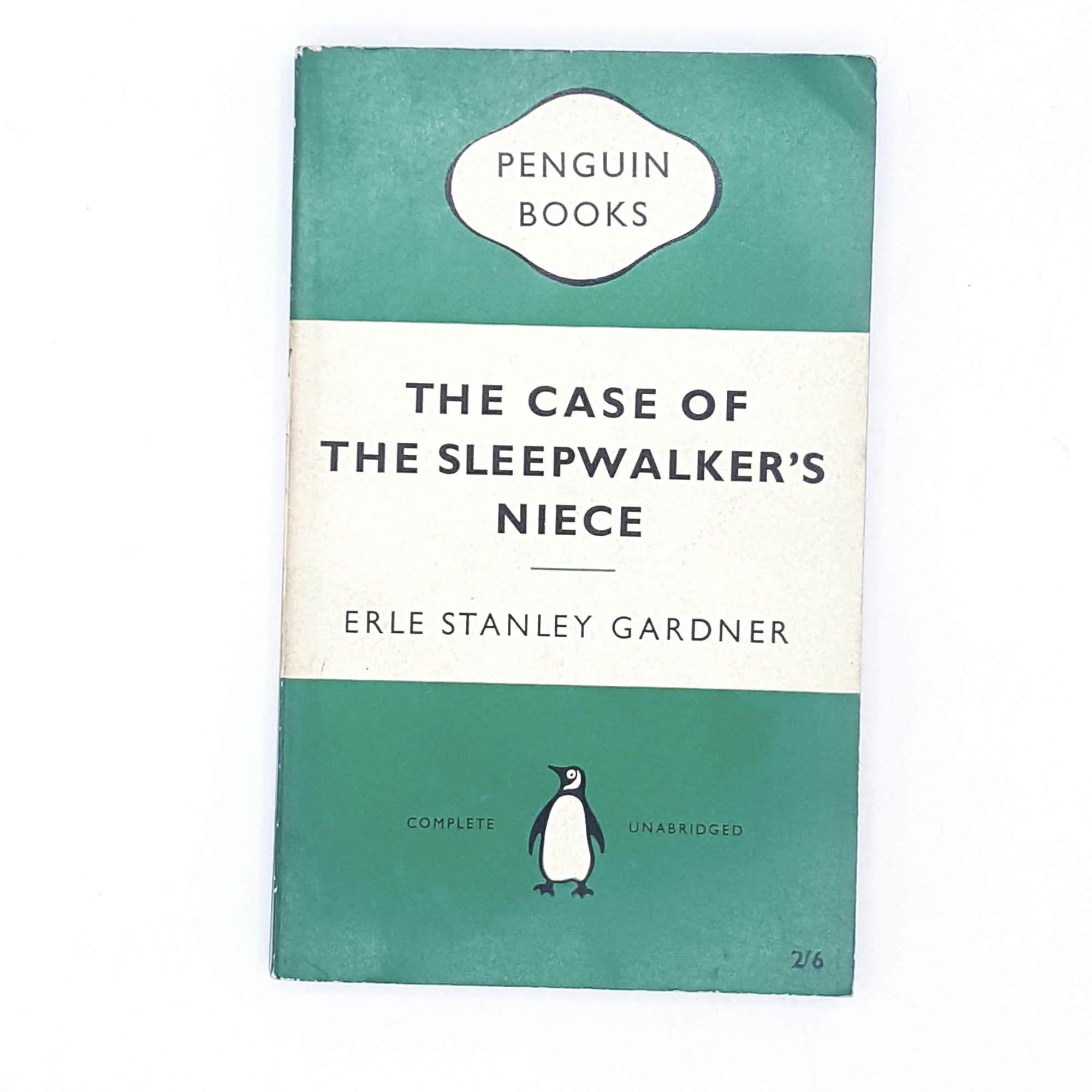 The Case of The Sleepwalker's Niece by Erle Stanley Gardner 1959