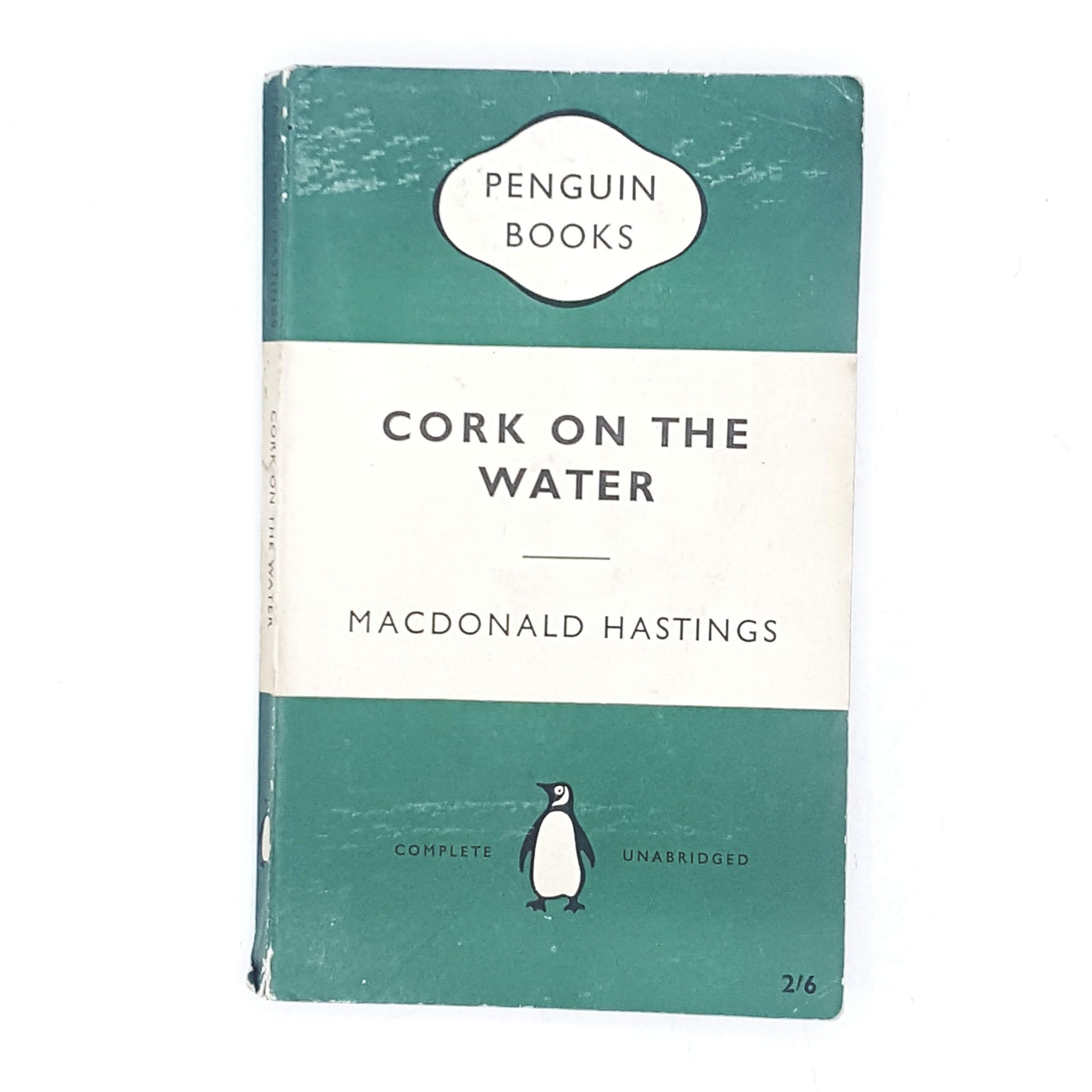 Cork on the Water by MacDonald Hastings 1959