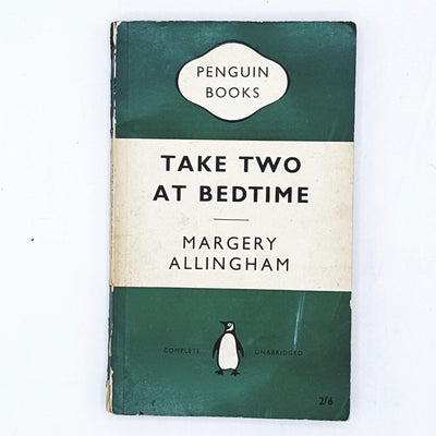Take Two at Bedtime by Margery Allingham 1959