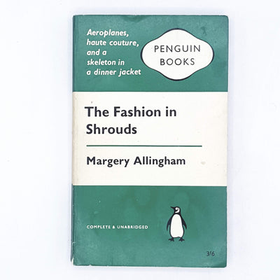 The Fashion in Shrouds by Margery Allingham 1961