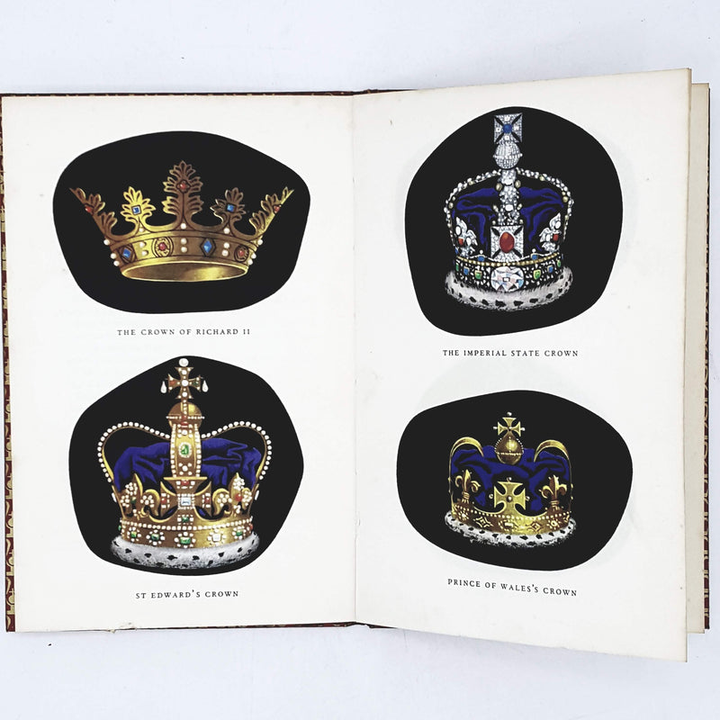A Book of British Crowns 1965