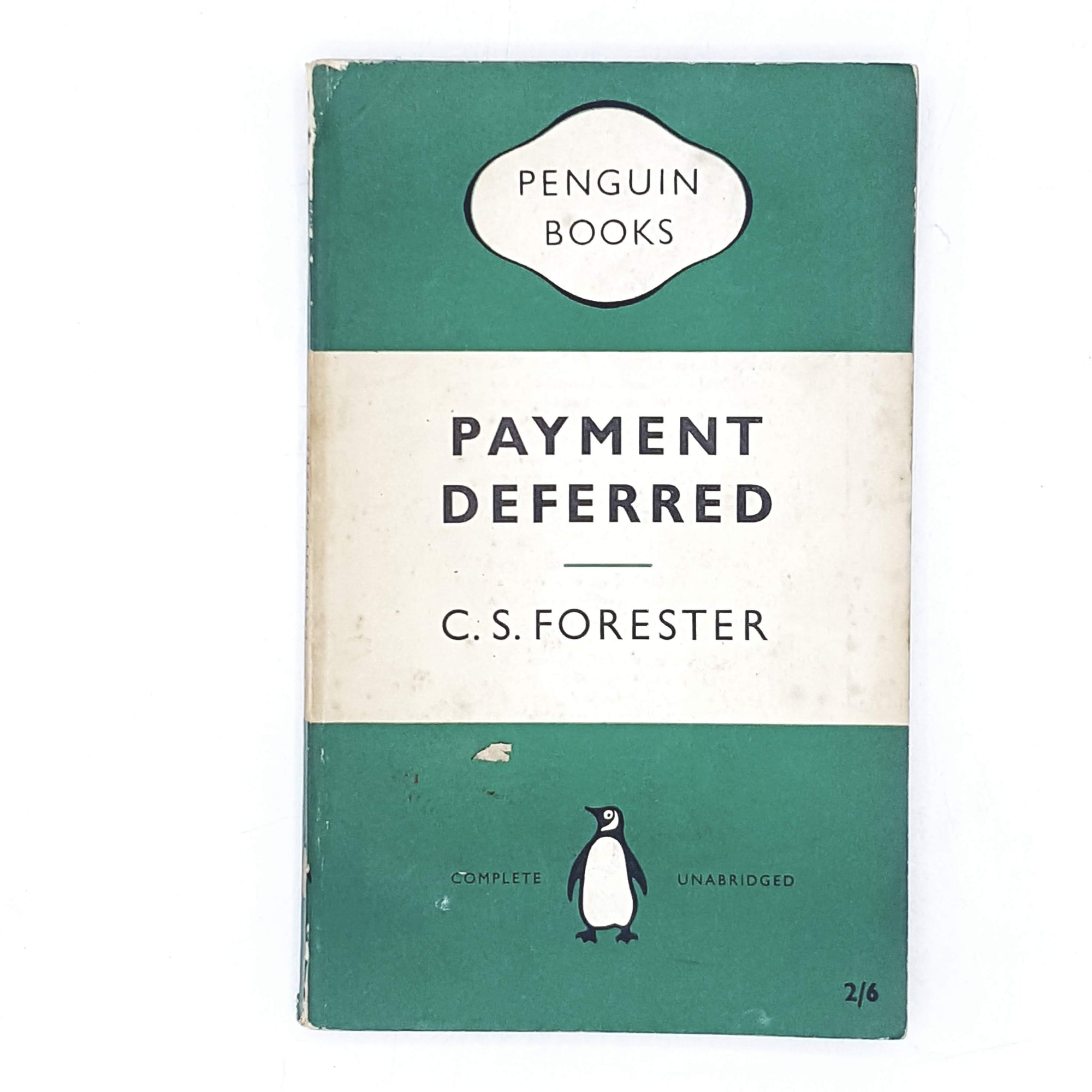 Payment Deferred by C. S. Forester 1955