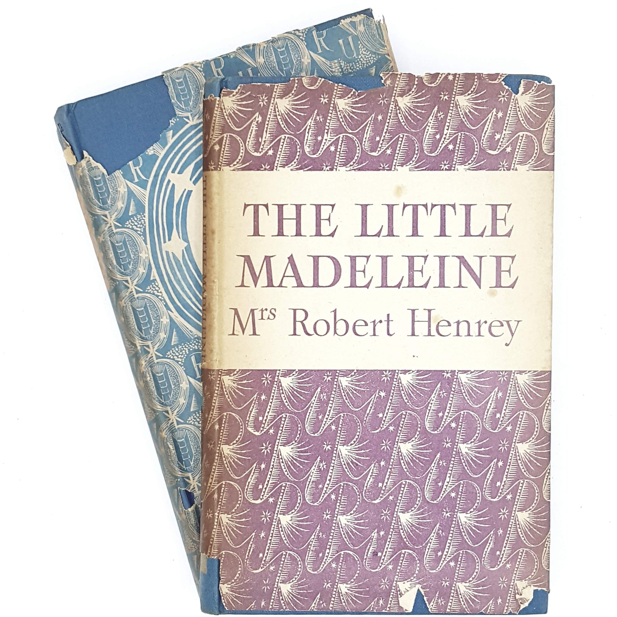 Collection Mrs Robert Henrey's Madeline 1952 - 1954
