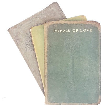 Collection Sonnets and Poems 1907-1912