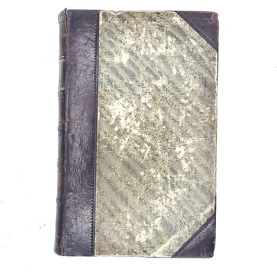 Illustrated Charles Dickens's The Life and Adventures of Martin Chuzzlewit 1844
