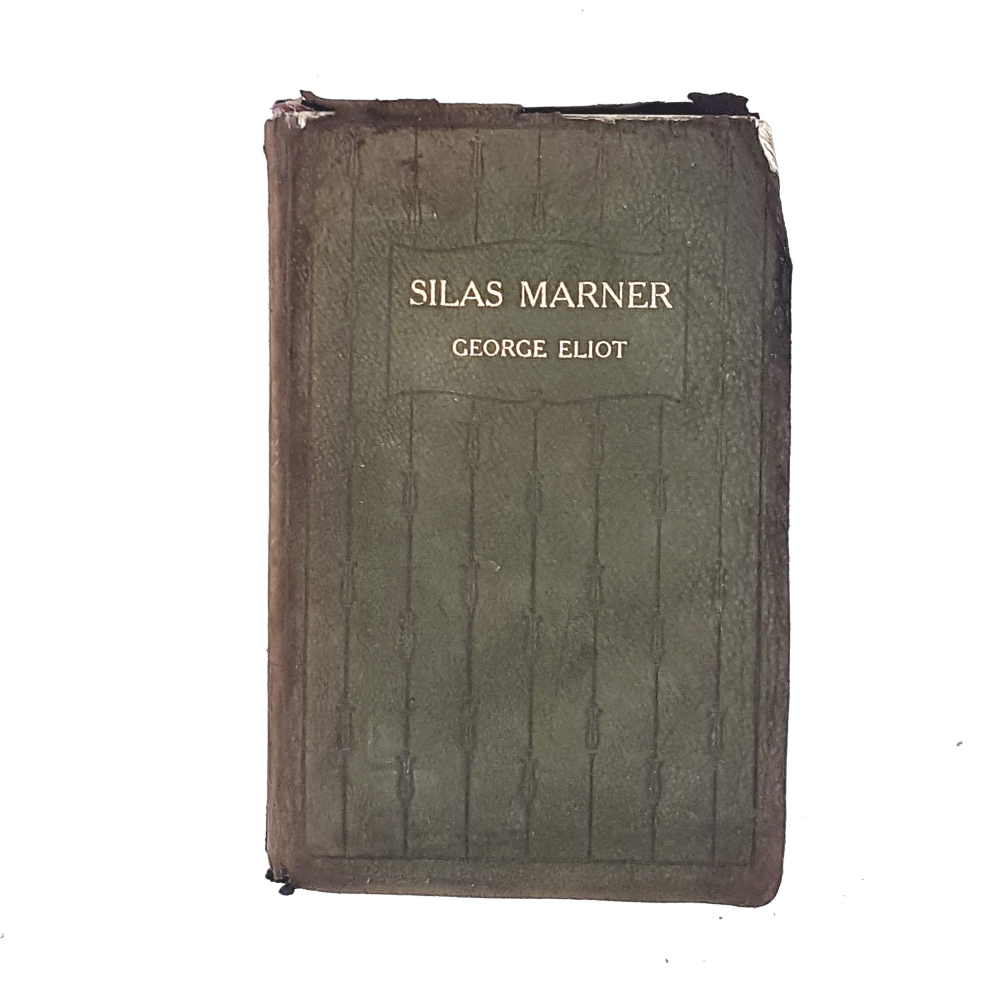 George Eliot's Silas Marner 1906