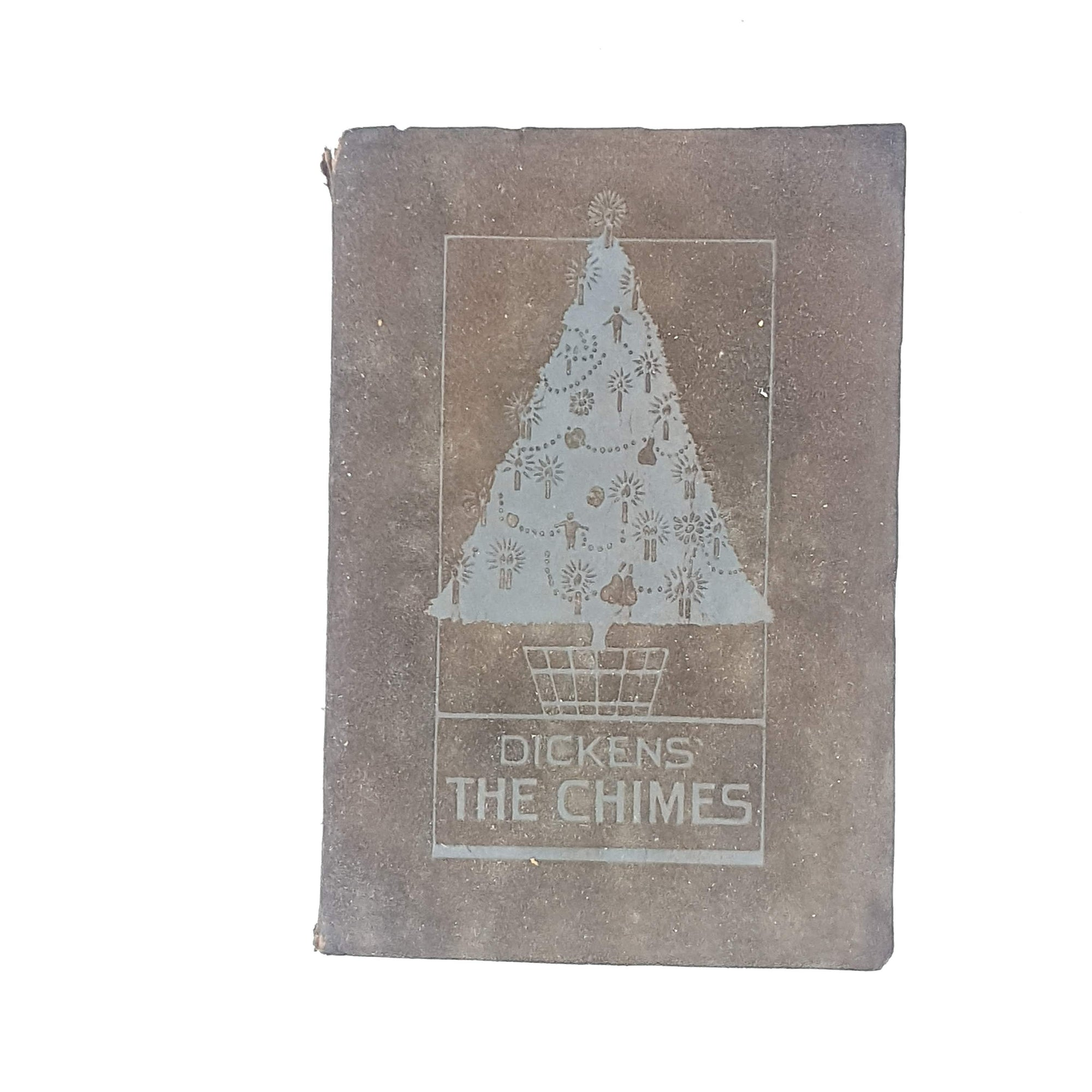 Leatherbound Charles Dickens's The Chimes