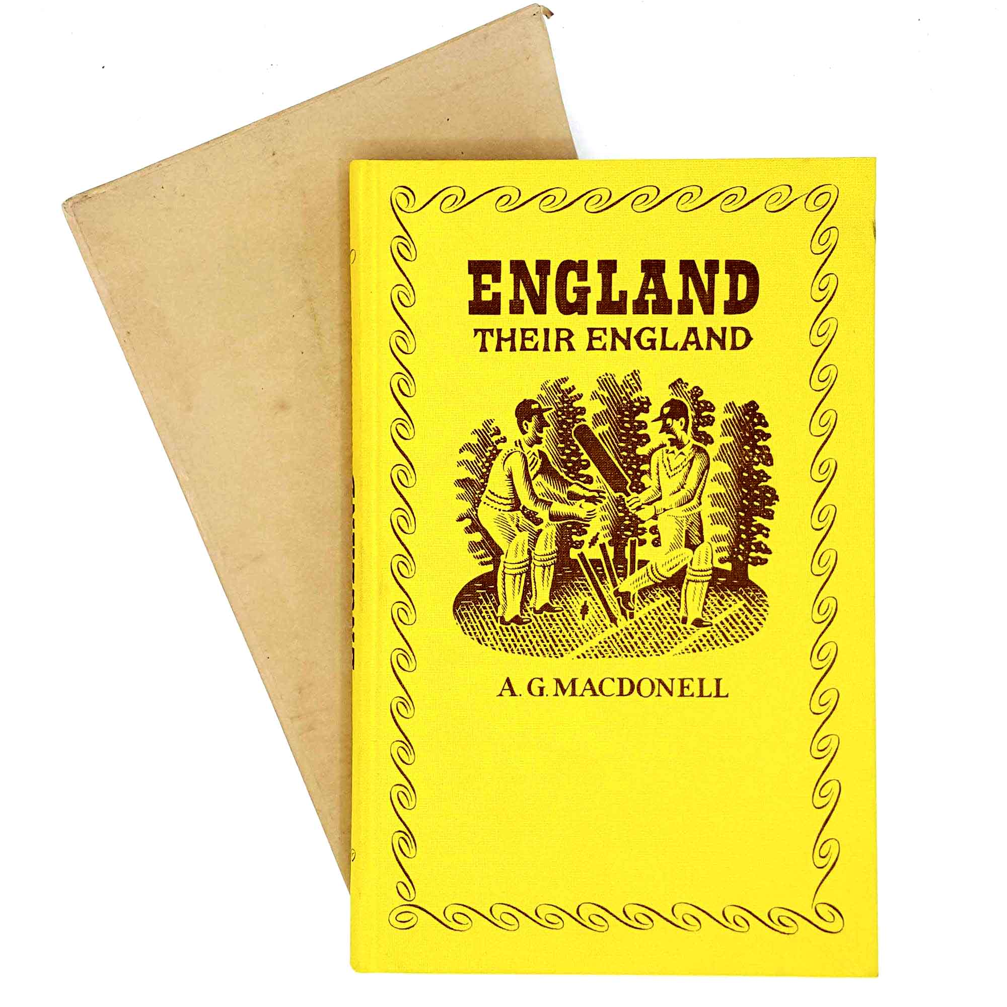Illustrated Their England by A. G. MacDonell 1986