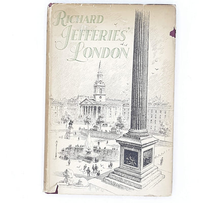 Illustrated Richard Jeffries's London 1944