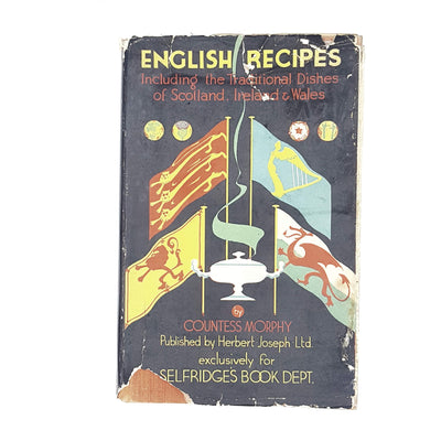 English Recipes by Countess Morphy