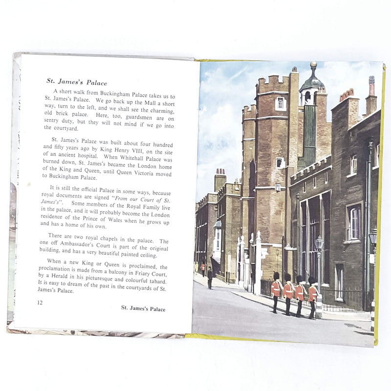 The Ladybird Book of London by John Lewesdon 1961