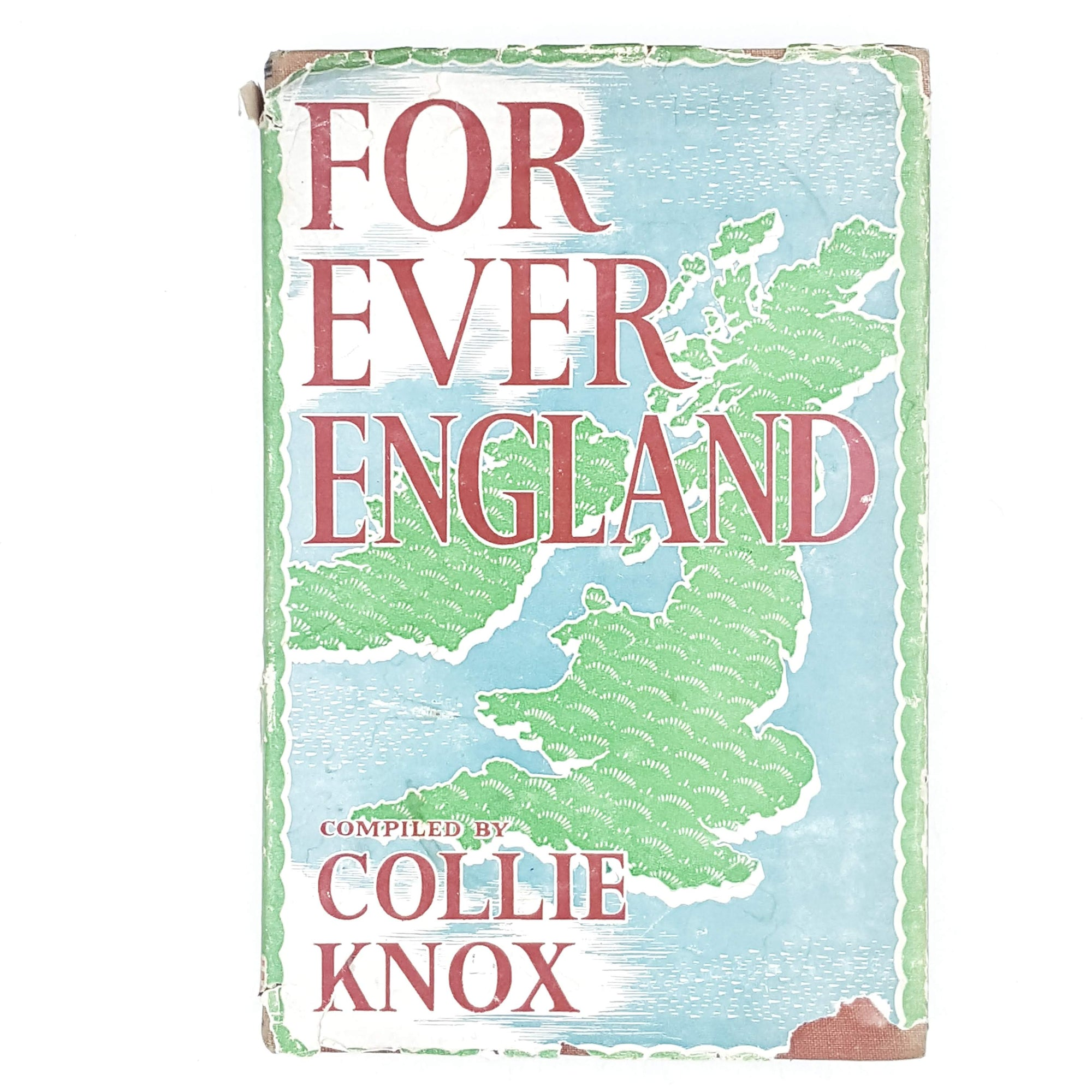 For Ever England by Collie Knox 1950