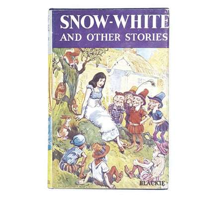 Illustrated Snow White and Other Stories by E. E. Ellsworth
