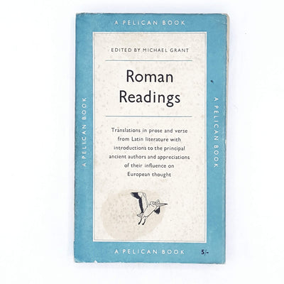 Roman Readings by Michael Grant 1958