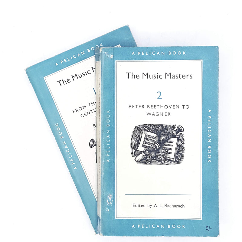 Collection The Music Masters by A. L. Bacharach 1957 - 1958