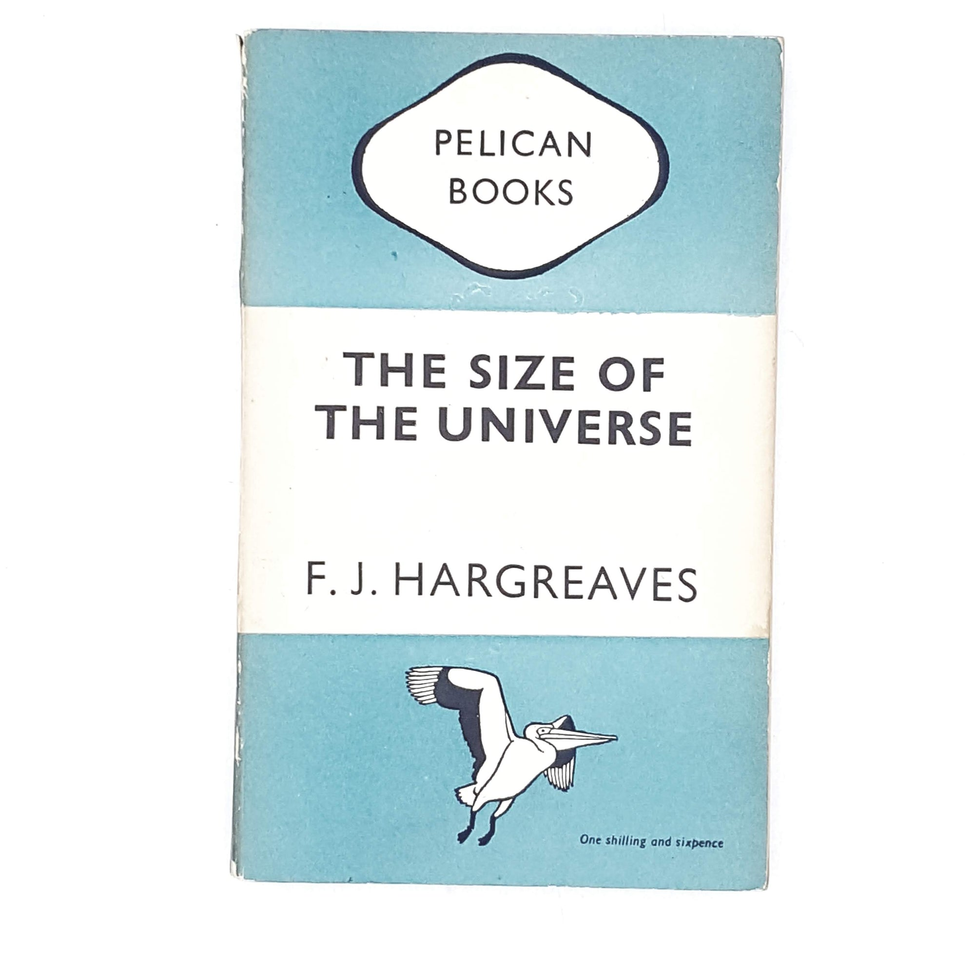 The Size of the Universe by F. J. Hargreaves 1948