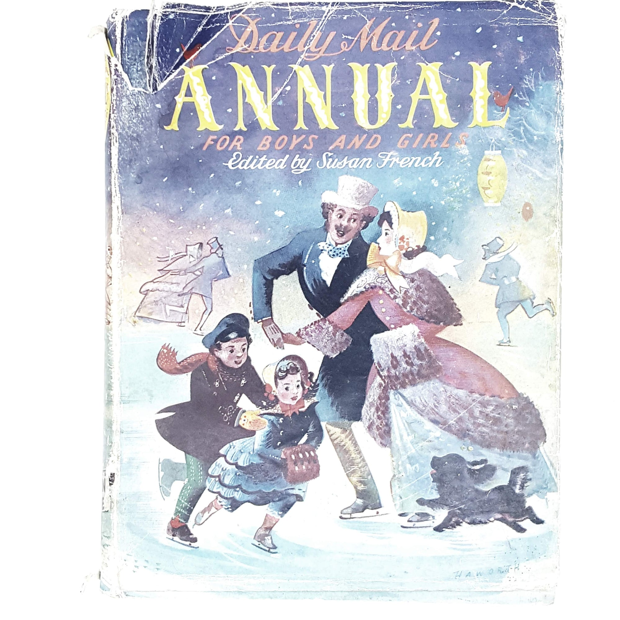 Daily Mail Annual for Boys and Girls by Susan French 1951