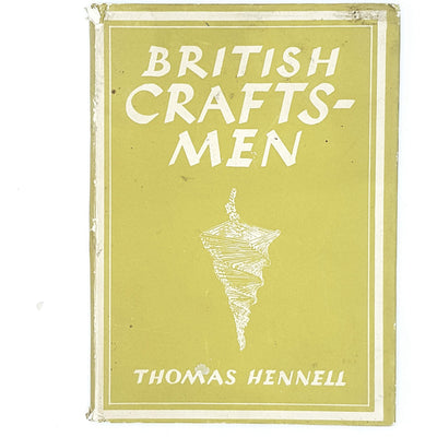 British Craftsmen by Thomas Hennell 1943