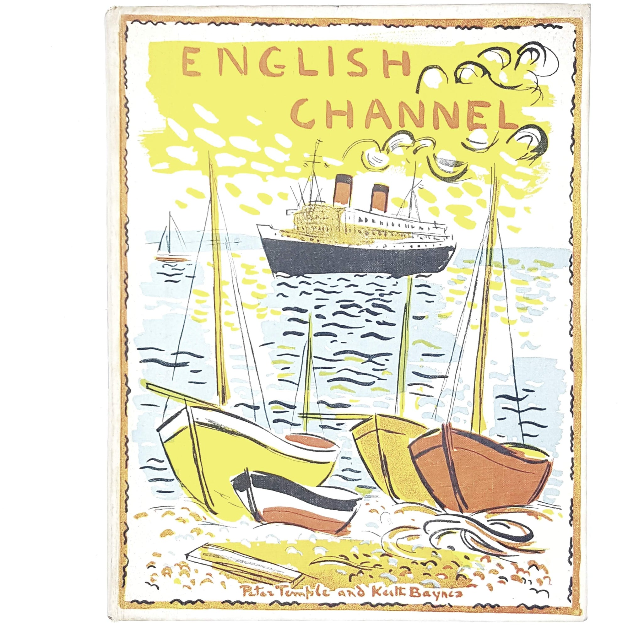 English Channel by Peter Temple 1952