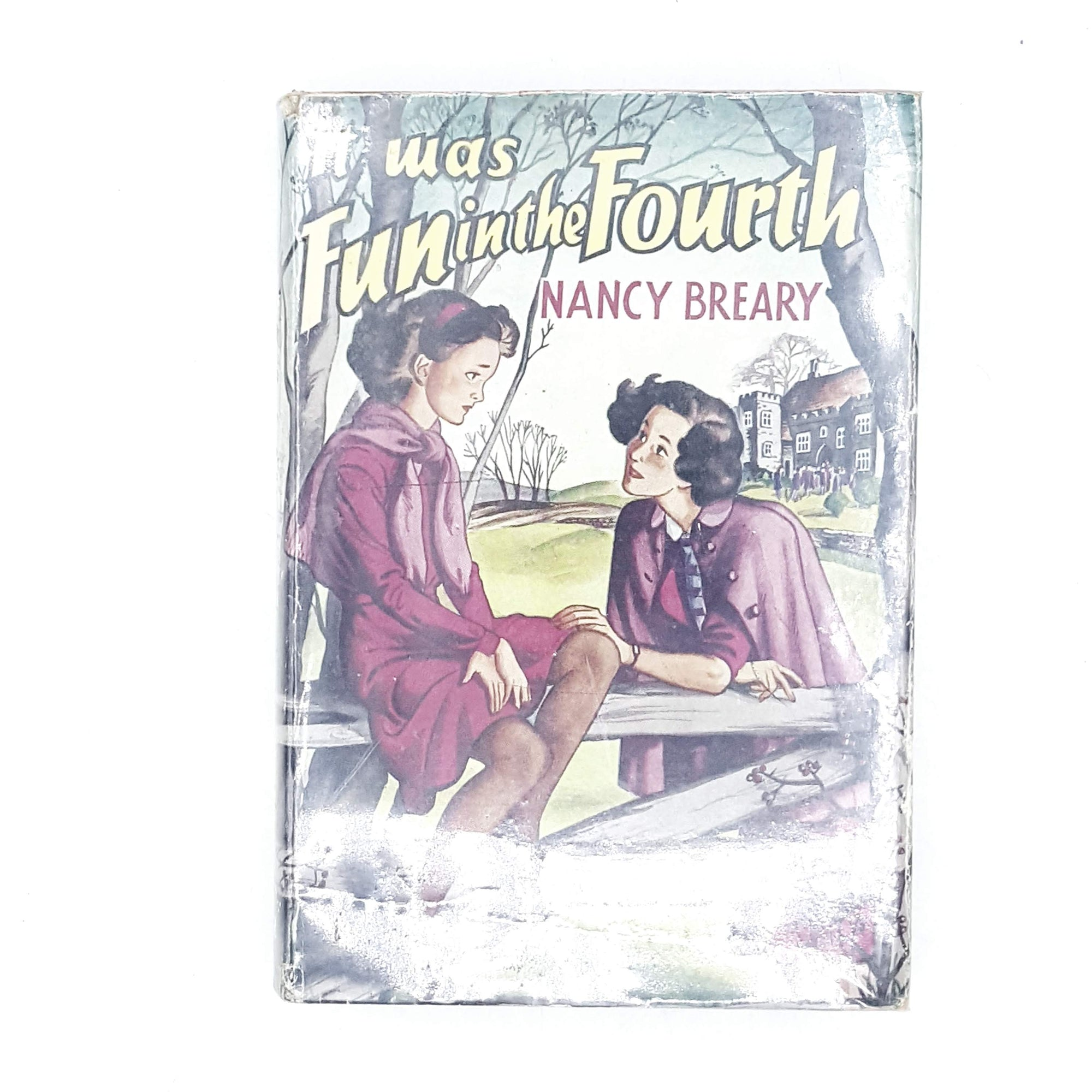 It Was Fun in the Fourth by Nancy Breary