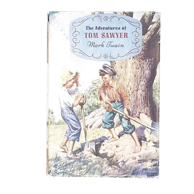 Mark Twain's The Adventures of Tom Sawyer Blackie and Son ltd