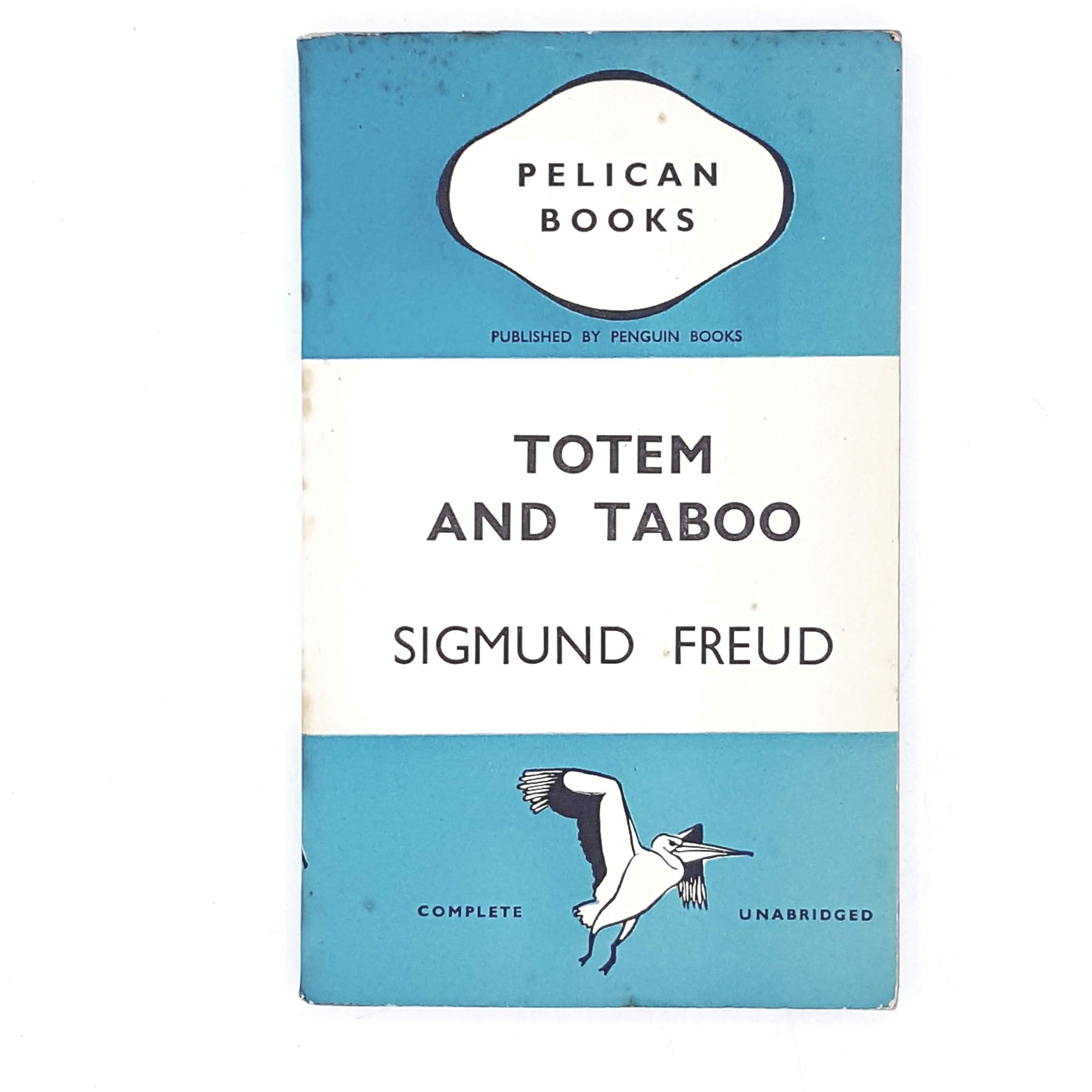 Totem and Taboo by Sigmund Freud 1940