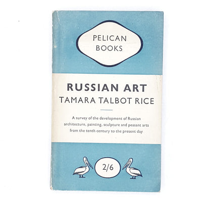 Russian Art by Tamara Talbot Rice 1949
