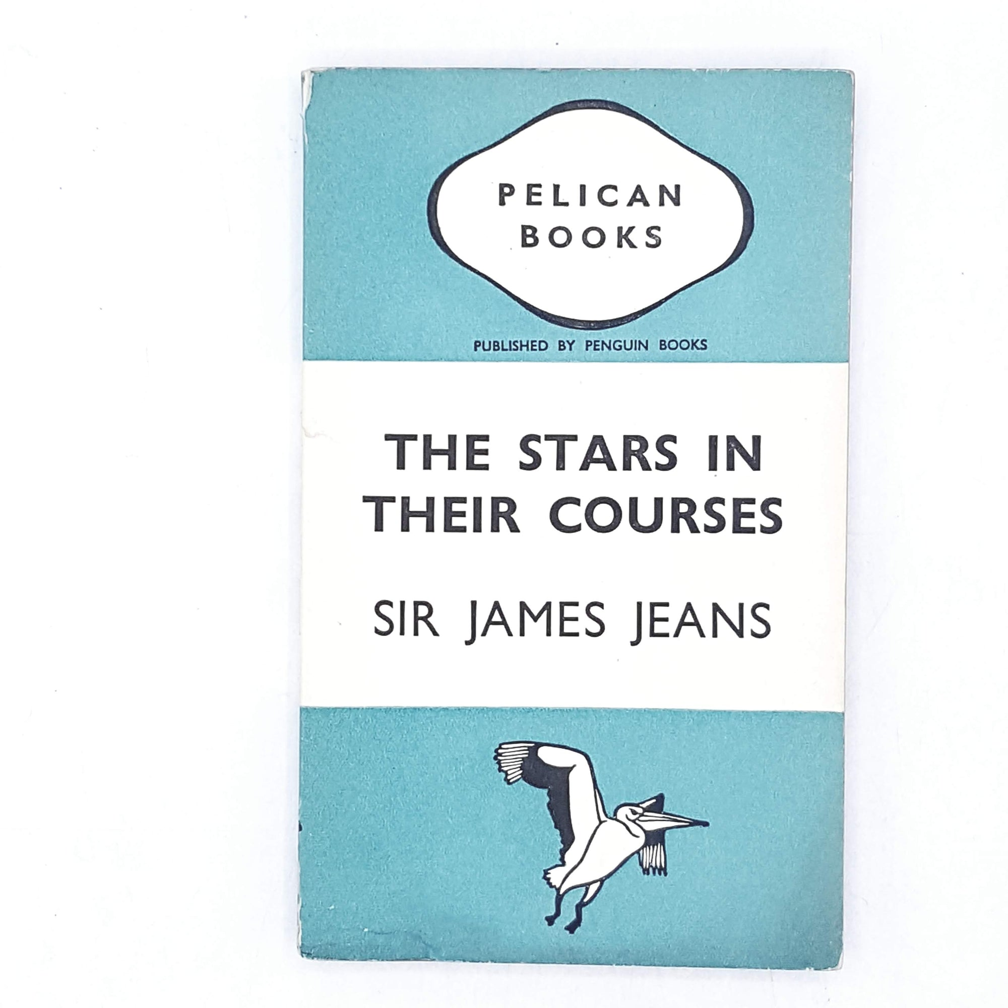The Stars in Their Courses by Sir James Jeans 1939
