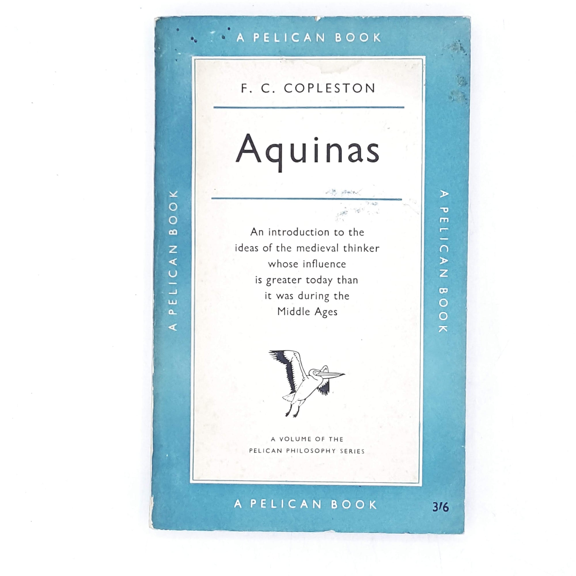 Aquinas by F. C. Copleston 1959
