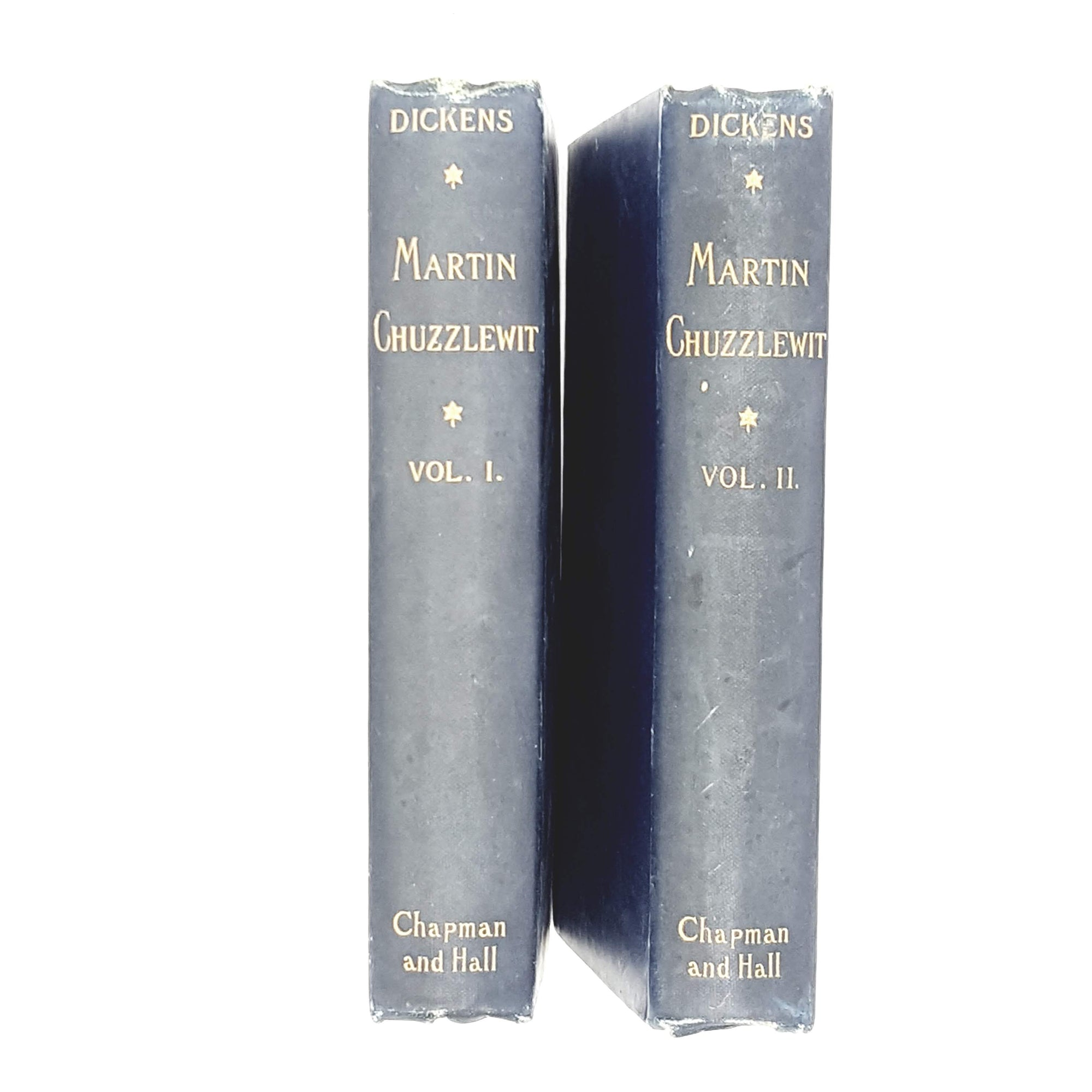Collection Charles Dickens' Martin Chuzzlewit 1889