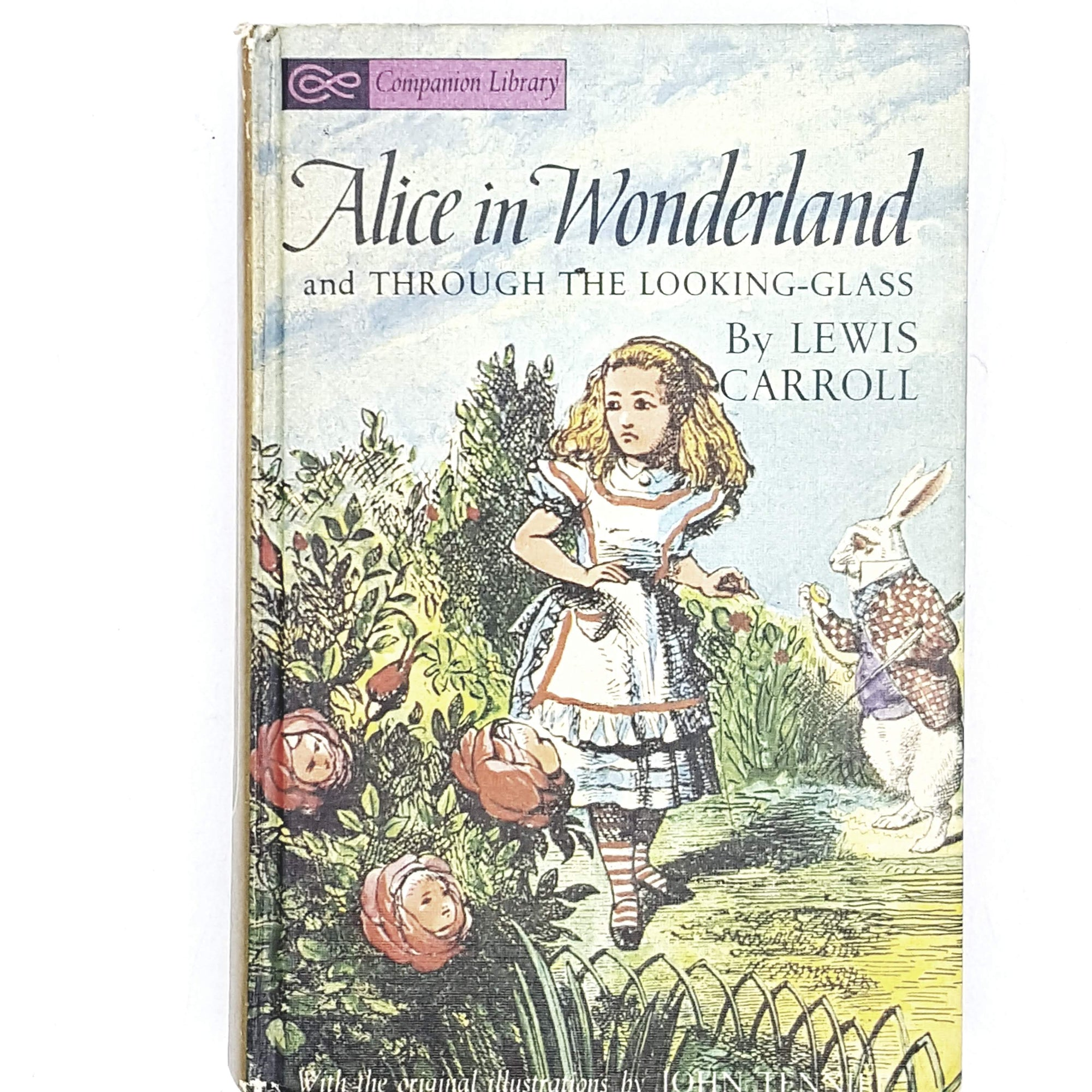 Lewis Carroll's Alice in Wonderland | Five Little Peppers and How They Grow by Margaret Sydney 1963