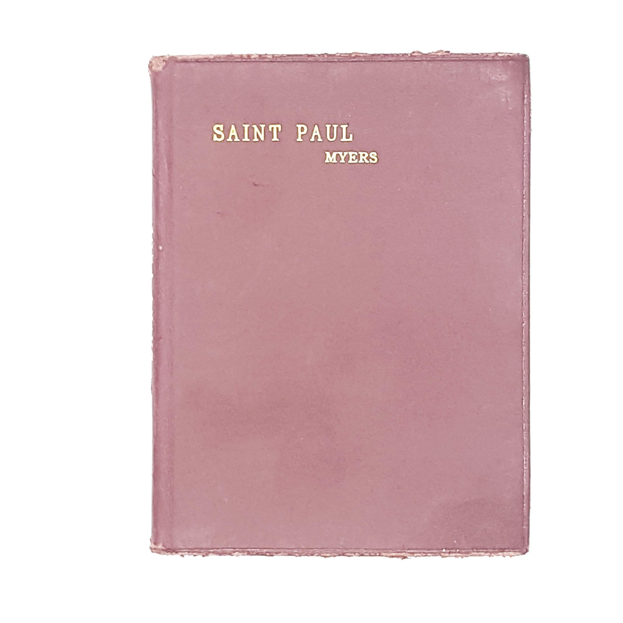 Saint Paul by Frederick W. H. Myers