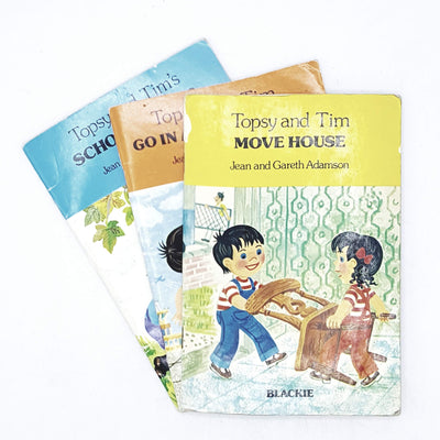 Collection Topsy and Tim 1978 - 1979