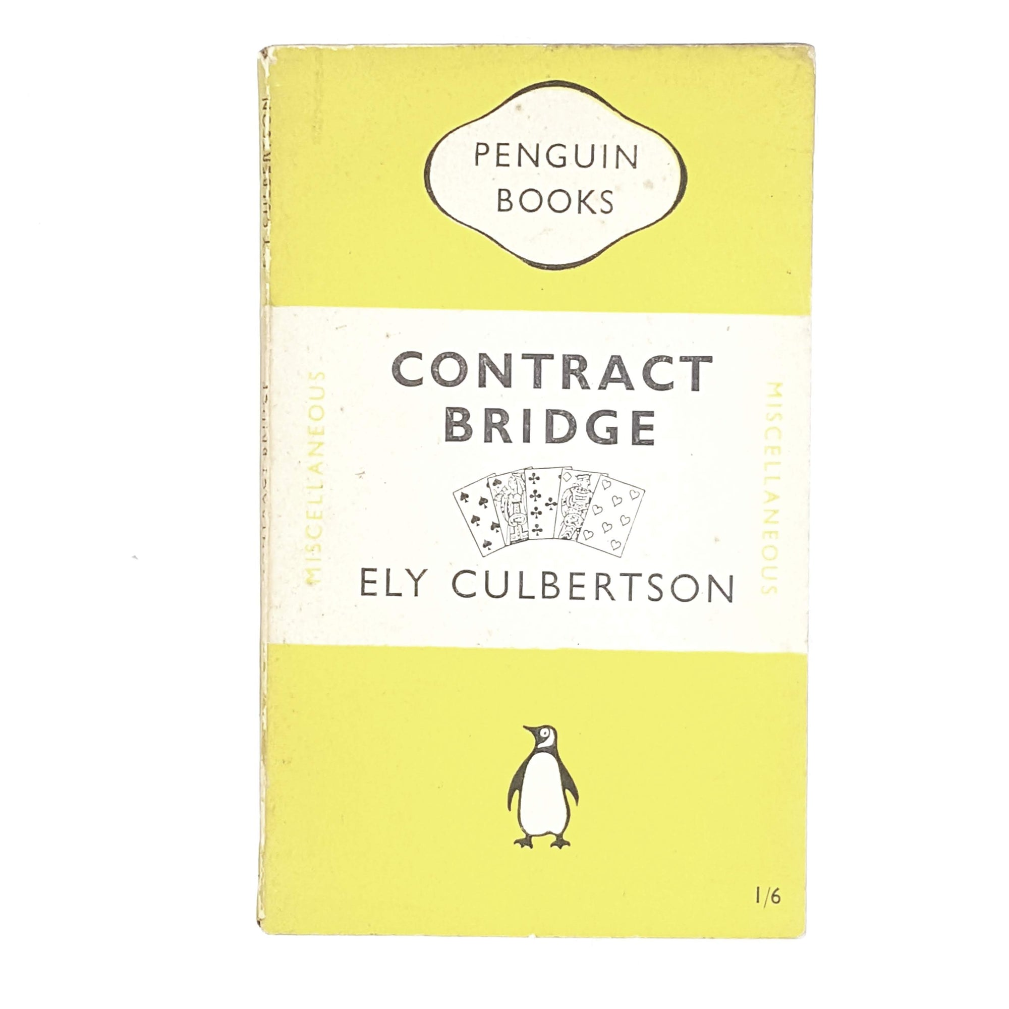 Contract Bridge by Ely Culbertson 1949