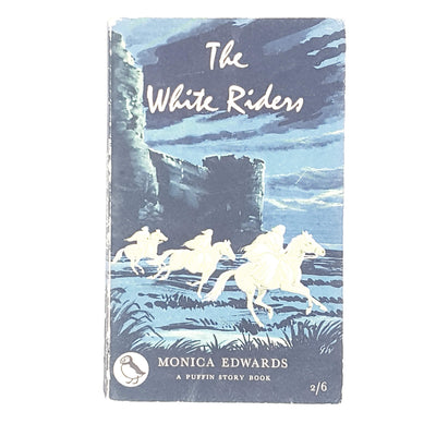 The White Rider by Monica Edwards 1956
