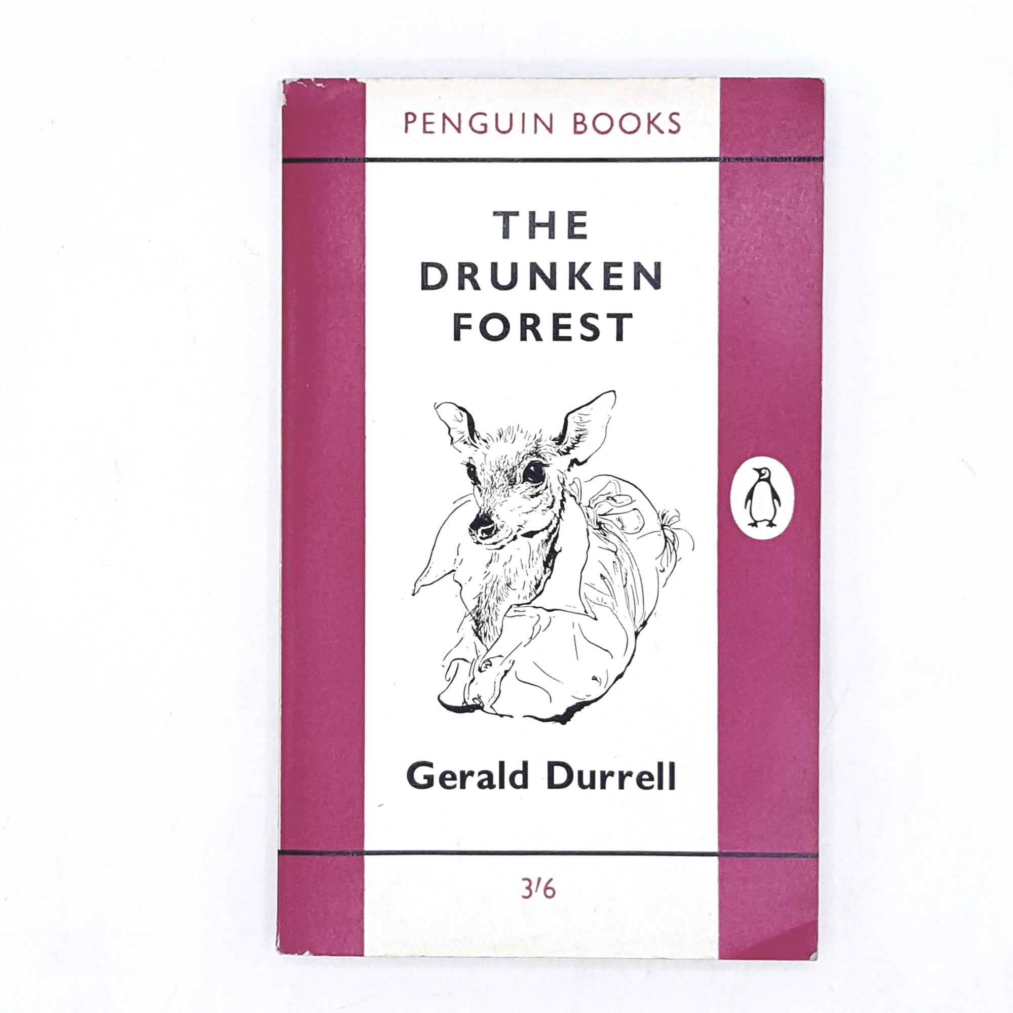The Drunken Forest by Gerald Durrel 1962