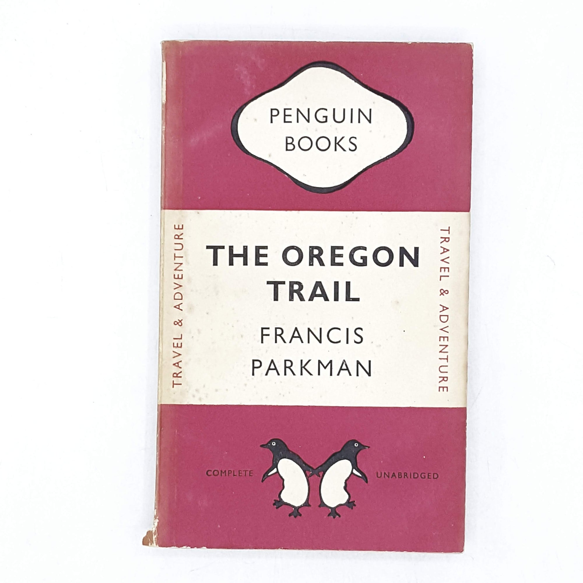 The Oregon Trail by Francis Parkman 1949
