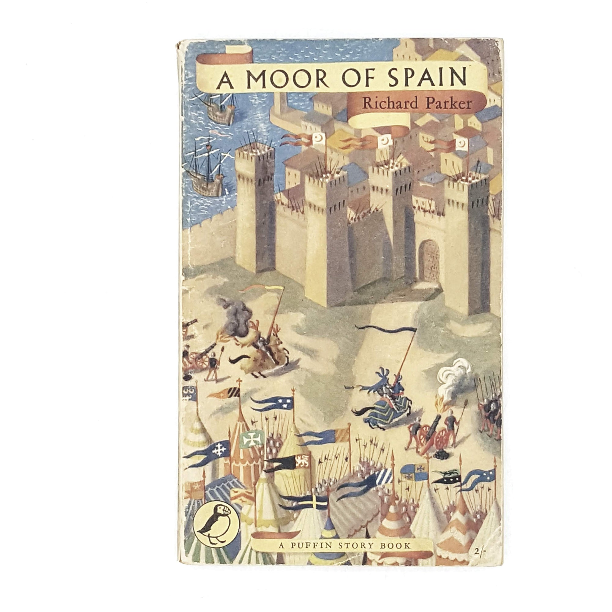 A Moor of Spain by Richard Parker 1953