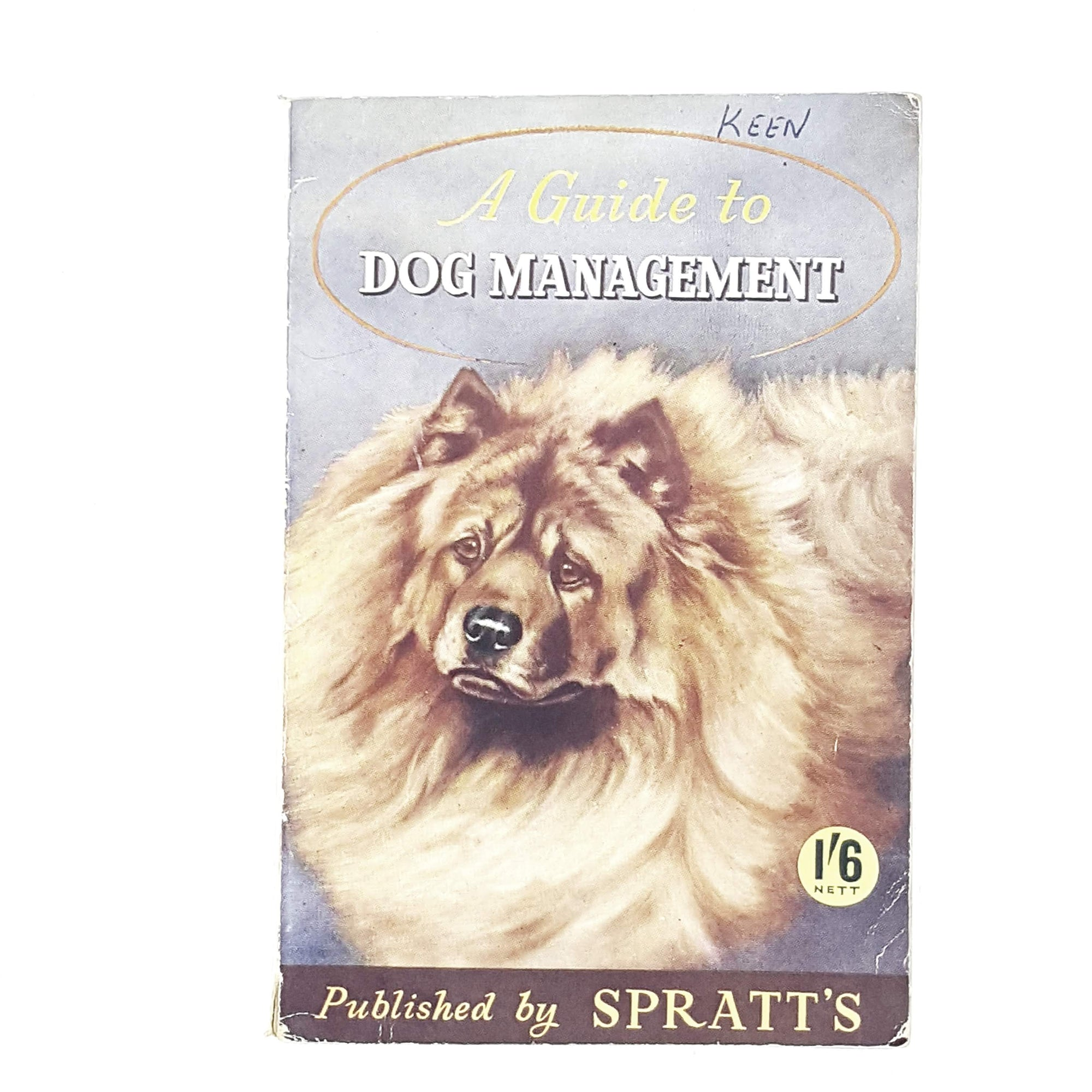 A Guide to Dog Management by A. Croxton Smith