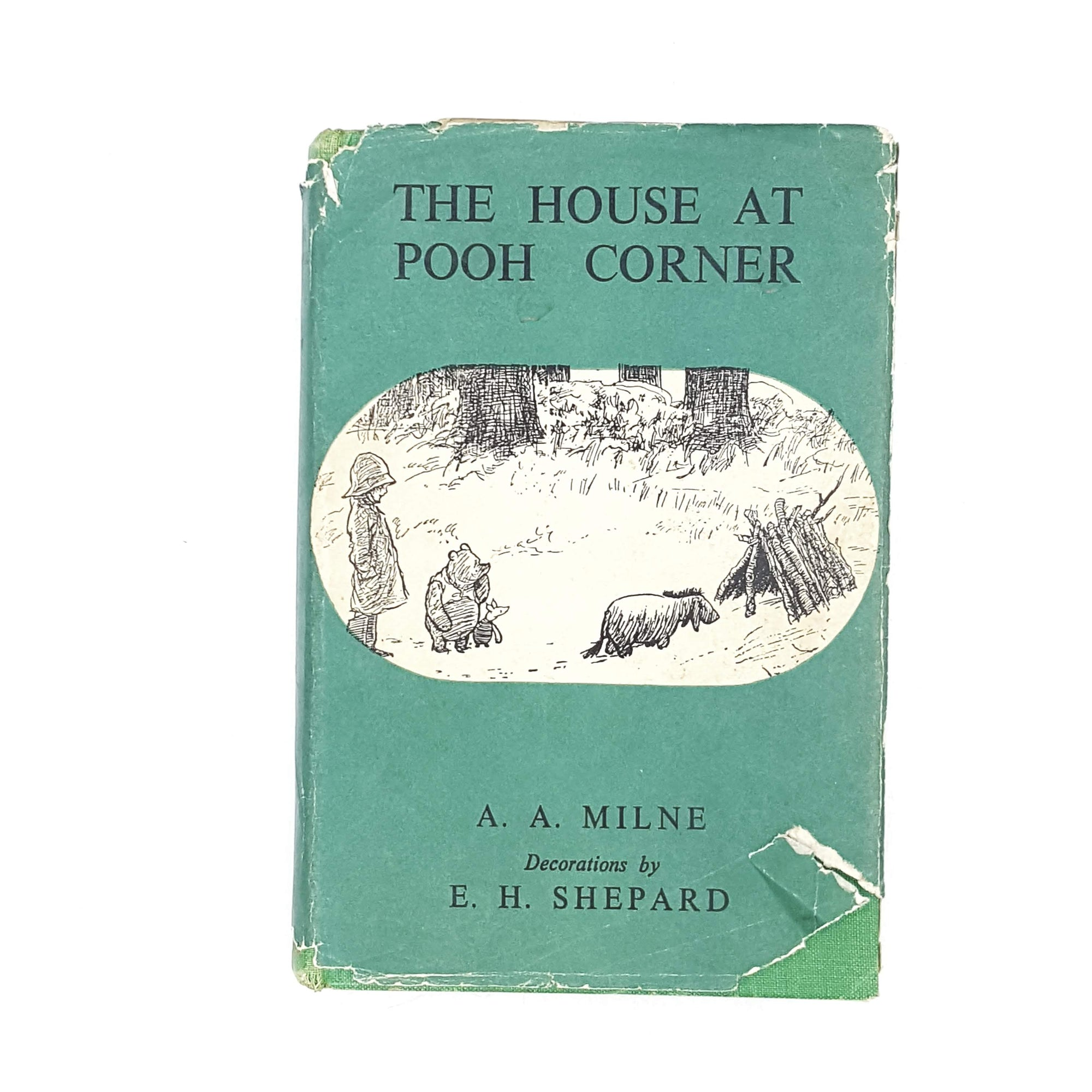 The House at Pooh Corner by A. L. Milne 1958