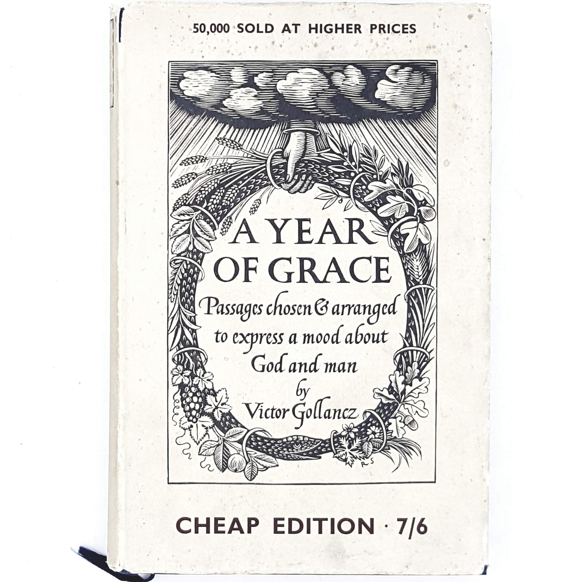 A Year of Grace by Victor Gollancz 1951
