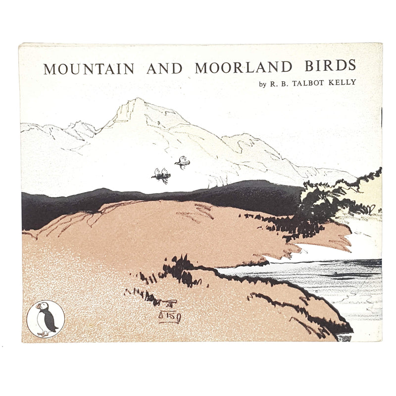 Mountain and Moorland Birds by R. B. Talbot Kelly